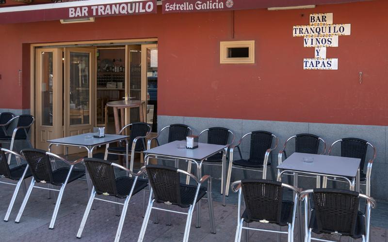 Gastronomía Vilagarcía Bocaterías Tranquilo