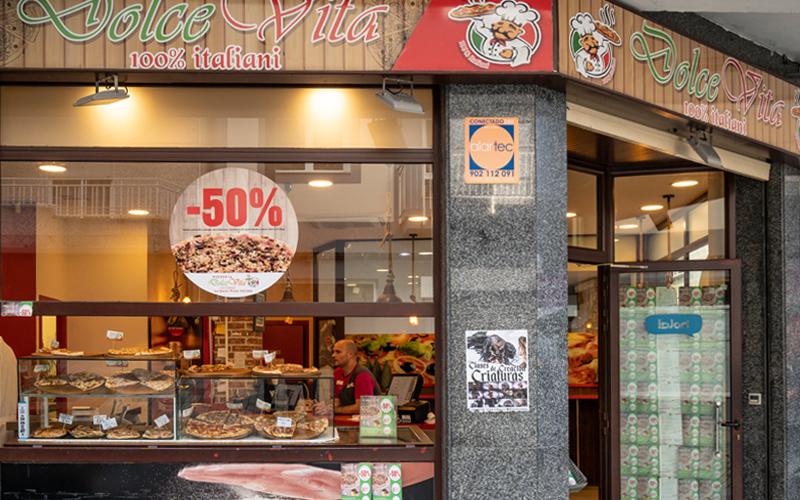 Gastronomía Vilagarcía Italiana DolceVita