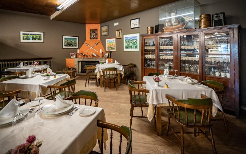 Gastronomía Vilagaría Tradicional Altamira