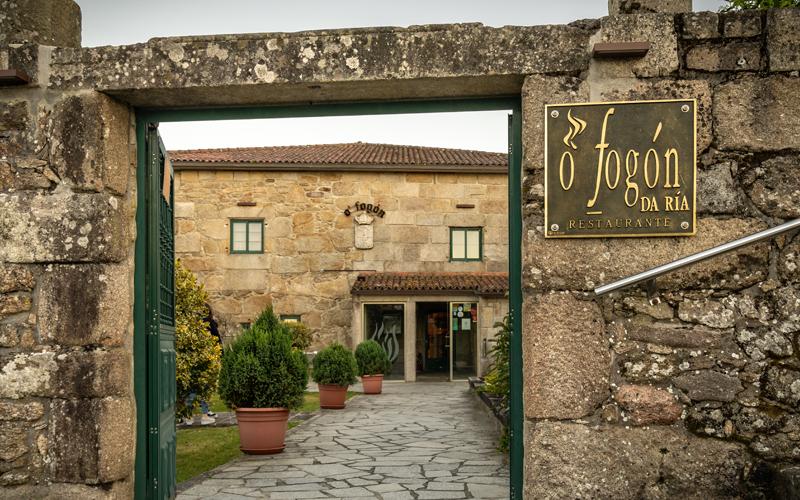 Gastronomía Vilagarcía Tradicional Fogón
