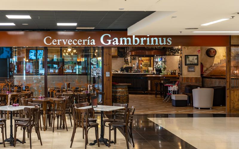 Gastronomía Vilagarcía Taperías Gambrinus