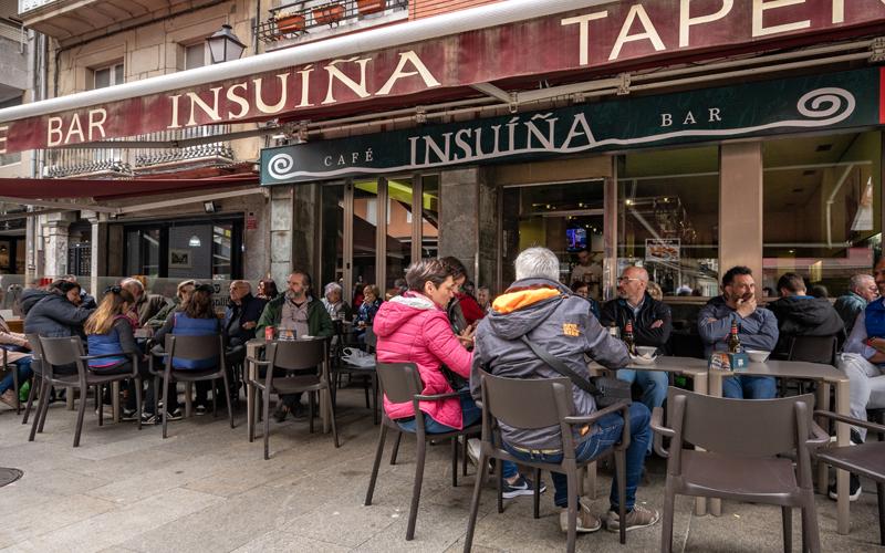 Gastronomía Vilagarcía Vinoteca Insuíña
