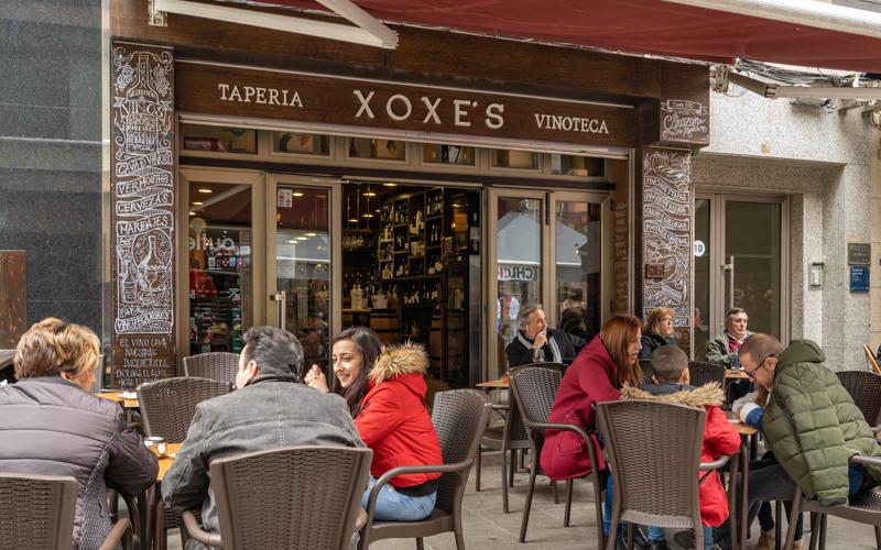 Gastronomía Vilagarcía Vinoteca Xose's
