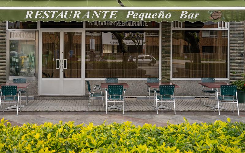 Gastronomía Vilagarcía Tradicional Pequeño Bar