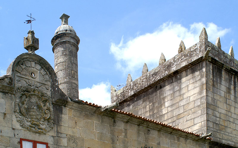 Visitar Vilagarcía, pazo de Vistalegre